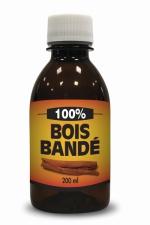 Bois bandé (200 ml) - Une formule 100% d'extrait de Muira Puama.     Augmente la résistance physique et mentale, stimule le désir.