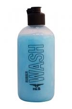 Nettoyant latex Rubber Wash 250 ml - Mister B Rubber Wash est un nettoyant concentré dédié aux vêtements et sextoys en latex.