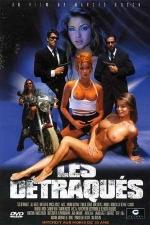 Les détraqués - DVD - Extravagances sexuelles.