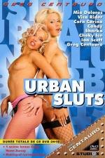 Urban sluts - DVD - Les citadines ont le feu au cul.