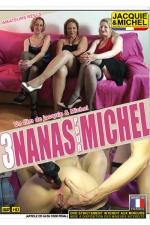 3 nanas pour Michel - DVD porno amateur avec 3 amatrices réelles qui se donnent vraiment à fond devant la caméra de Michel.