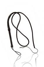 Fouet long cuir - Un trés long fouet en cuir pour dresser votre animal favori.