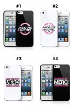 Coque iPhone 4/4s - Jacquie et Michel - Calinez votre iPhone 4/4s avec une coque de protection Jacquie et Michel.