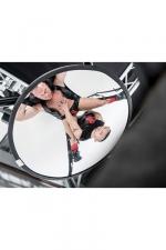 FT Rock Steady Sling Stand Mirror - Le miroir indispensable pour compléter votre kit  Rock Steady Sling Stand.