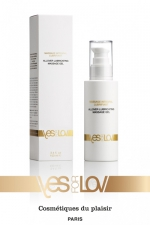 Massage intégral lubrifiant - La cosmétique érotique ultime pour passer du frémissement à l'extase avec un seul et même gel.