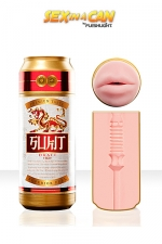 Sex In a Can - Sukit Draft - Une fellation en guise d'invitation aux plaisirs de l'orient.