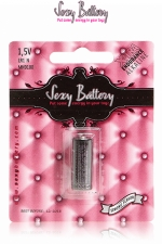 Sexy battery - Pile LR1 - 1 pile  Sexy Battery  de type LR1 pour faire fonctionner vos sextoys.