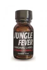 Poppers Jungle Fever - Un poppers aux effets intenses, à base d'isopropyle, en flacon concentré de 13ml.