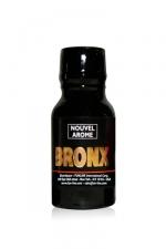 Poppers Bronx 13 ml - Arôme Bronx, un des poppers les plus connus et les plus anciens d'Europe, à base de propyl.