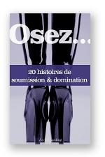 Osez 20 histoires de soumission et domination - 20 histoires de sadomasochisme et de relations perverses pour mettre un coup de fouet à vos fantasmes.